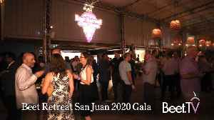 The Best Beet Retreat Ever: Together for Our Industry and for Kids of Puerto Rico [Video]