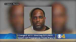 Man Charged With Stealing $35,000 In Fragrances From Macy's [Video]