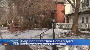 Denver City Council Helps First-Time Homebuyers With Down Payment [Video]