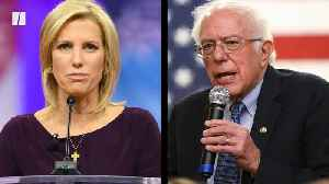 Laura Ingraham Wary Of A Bernie Sanders Victory [Video]