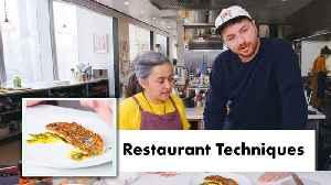 Pro Chefs Share Their Top Restaurant Kitchen Tips [Video]