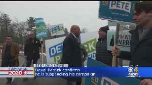 Deval Patrick Drops Out Of Presidential Race [Video]