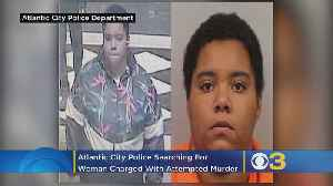 Atlantic City Police Searching For 21-Year-Old Woman Charged With Attempted Murder [Video]