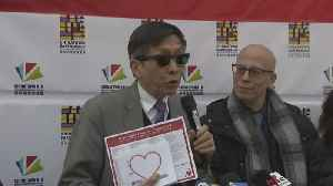 Leaders Announce 'Show Some Love to Chinatown' Campaign [Video]