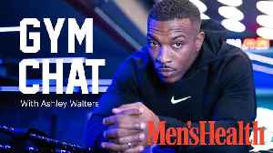 Top Boy's Ashley Walters Talks Fitness, His Hate for Burpees, and How Working Out Makes Him a Happier Person [Video]