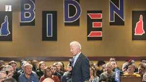 New Hampshire Buries Biden [Video]