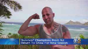 'Survivor' Champions From NJ Return To Show For New Season [Video]