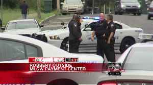 Armored Truck Robbery [Video]