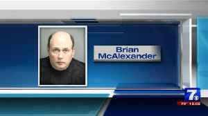 Former Bedford police officer to serve on child porn charge [Video]