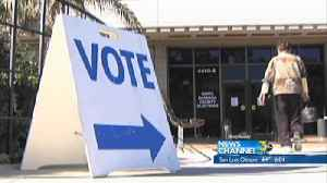 General election voting begins [Video]