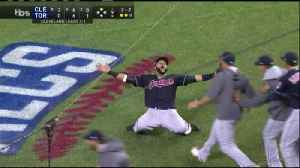 Indians advance to World Series for first time since 1997 [Video]
