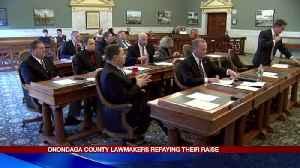 Onondaga Co. lawmakers repaying their raise [Video]