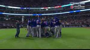 World Series Champs! 6:30a [Video]