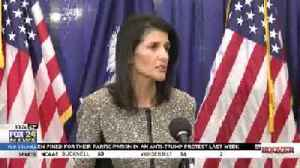 Gov. Nikki Haley Talking About Meeting with Donald Trump [Video]