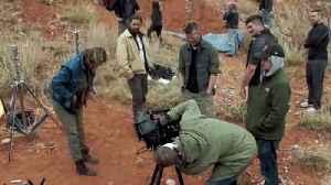 Jurassic Games Movie - Behind the Scenes [Video]