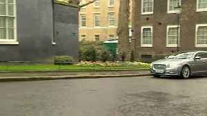 PM arrives back at Downing Street after Parliament meetings [Video]
