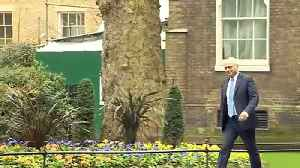 Senior cabinet ministers arrive at 10 Downing Street [Video]