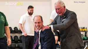 Prince Charles and Prince William's Close Relationship [Video]