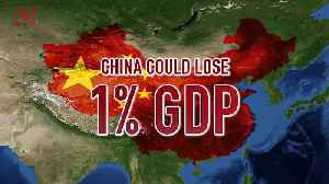 Coronavirus Could Drop China's Economy by 1%, Ripple Effect May Be Felt Globally [Video]