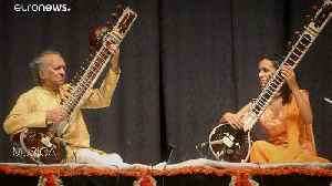 Anoushka Shankar's mesmerising musical journey [Video]