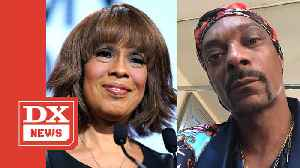 Snoop Dogg Issues Public Apology To Gayle King [Video]