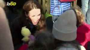 Now We Know How Kate Middleton Takes Her Tea [Video]