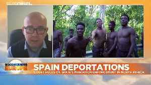 Spain wins European court appeal over rapid migrant deportations from Ceuta and Melilla [Video]