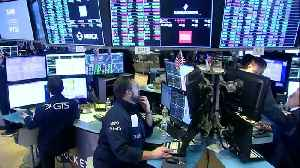 Wall St. hits record highs as virus fears ease [Video]