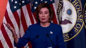 Pelosi accuses Trump of 'abuse of power' in Stone sentencing [Video]