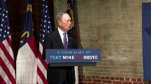 'Clown' Trump battles 'LOSER' Bloomberg on Twitter [Video]