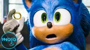 News video: Did They Fix The Sonic The Hedgehog Movie?