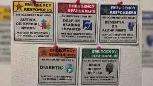 Home Emergency Stickers Making Comeback [Video]