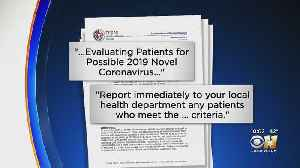 Texas Preparing For Potential Cases Of Coronavirus; So Far There Are None [Video]