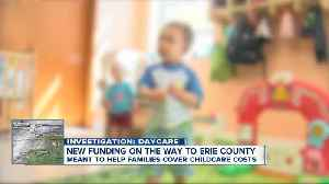 Erie County to receive an additional $2 million from the state to help you pay for child care [Video]
