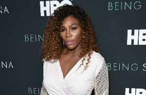 News video: Serena Williams: My heroes are mothers