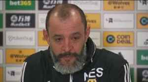 Nuno not concerned by Traore injury [Video]