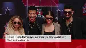 News video: Lionel Richie wished 'failure' for daughter Sofia