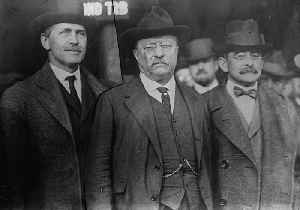News video: This Day in History: Teddy Roosevelt Discusses America's Race Problem