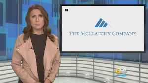 Newspaper Chain McClatchy, Owner Of Miami Herald, Files For Bankruptcy Protection [Video]