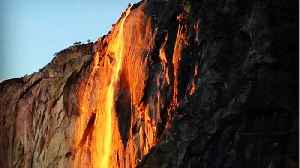 'Firefall' To Return To Yosemite National Park [Video]