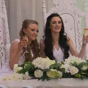 First same-sex marriage just took place in Northern Ireland [Video]