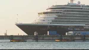 Cambodia tests cruise ship passengers for coronavirus [Video]