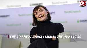 Maisie Williams rubbishes Game of Thrones ending rumours [Video]