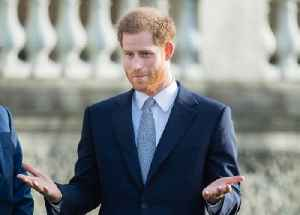 News video: Prince Harry in Talks With Goldman Sachs to Join Speaking Circuit