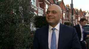 Ex-chancellor Sajid Javid blasts PM's conditions for staying in Cabinet [Video]