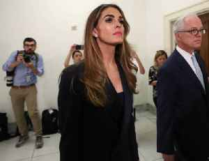 Hope Hicks to Return to White House as Senior Adviser [Video]