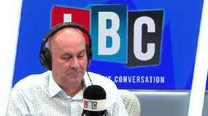 Peter Cardwell on losing special advisor job after cabinet reshuffle [Video]