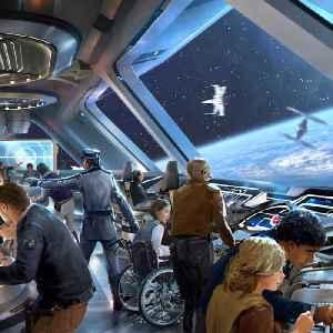 Disney's 'Star Wars' hotel lets you stay in a galaxy far far away… [Video]