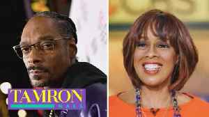 Snoop Dogg Apologizes To Gayle King [Video]