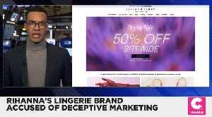 Rihanna's Savage Fenty Line Accused of Deceptive Marketing [Video]